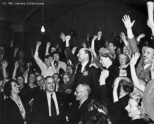 Election Night, 1945