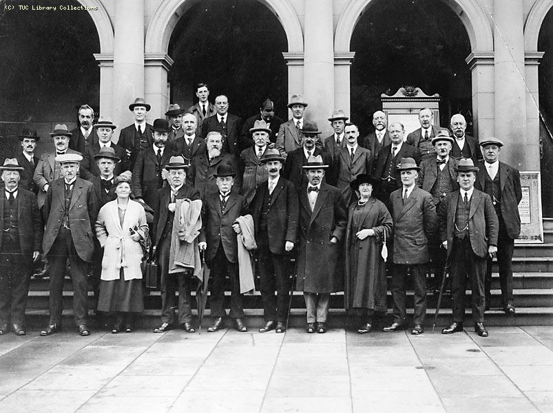 TUC General Council, Southport, 1922