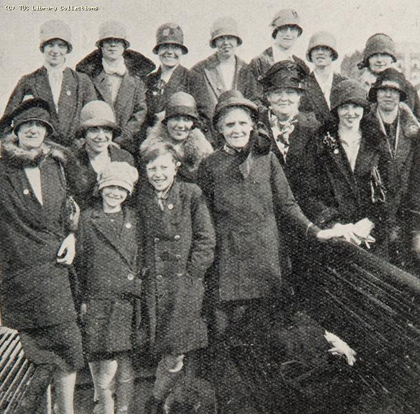 Women and emigration, 1930