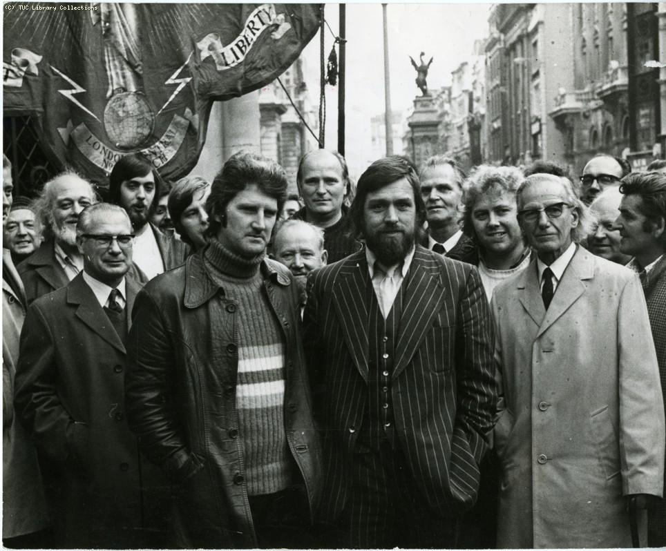 Shrewsbury Pickets campaign, 1973