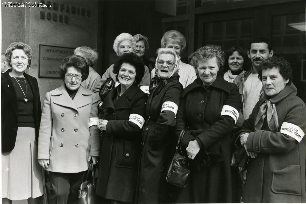 Civil Service strike, 1981