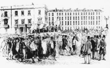 Chartist Demonstration 1848